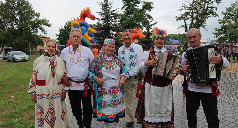 артисты из Турова